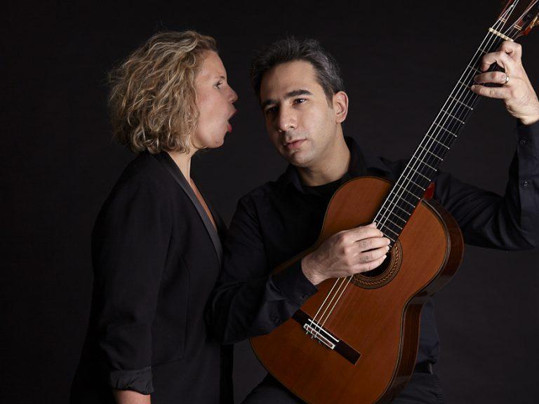 Duo with Linda Joan Berg