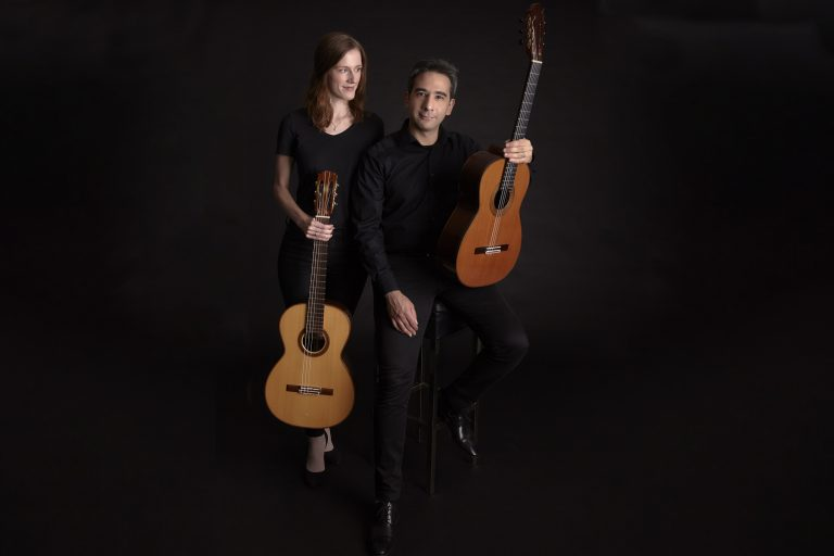 Duo with Lusia Marie Darvish Ghane